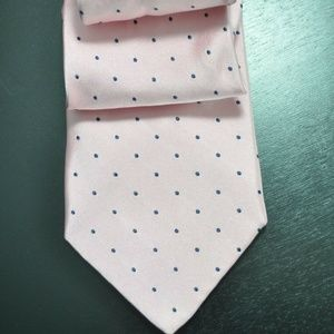 Brioni Pink ***Thick Silk*** Tie / A beauty